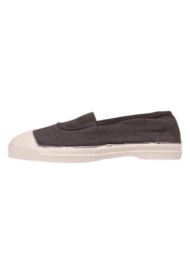 ELASTIC - Slip-ons - grey