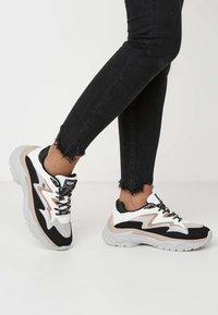 British Knights - GALAXY - Sneakers - grey/black/old pink - 0