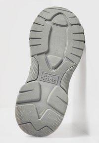 British Knights - GALAXY - Sneakers - grey/black/old pink - 5