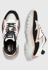 British Knights - GALAXY - Sneakers - grey/black/old pink - 2