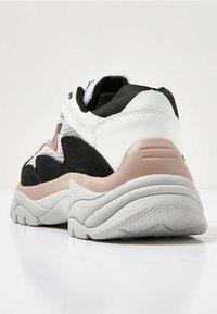 British Knights - GALAXY - Sneakers - grey/black/old pink - 4