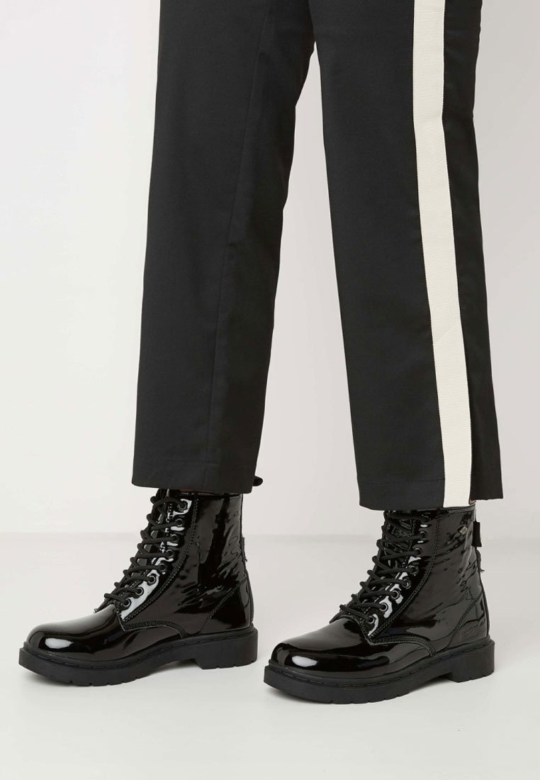 British Knights - BLAKE - Lace-up ankle boots - black