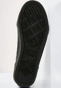 British Knights - MACK MID - Sneaker high - light gray/black - 5