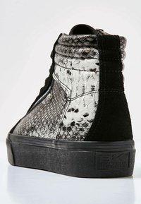 British Knights - MACK MID - Sneaker high - light gray/black - 4