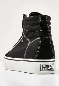 British Knights - Sneakers hoog - black/white
