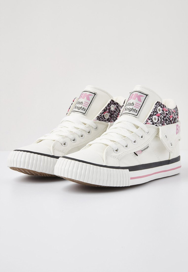 British Knights Roco - Sneakers Alte White WwEDfme