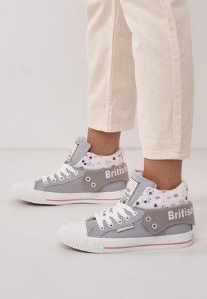 ROCO - Baskets montantes - light grey