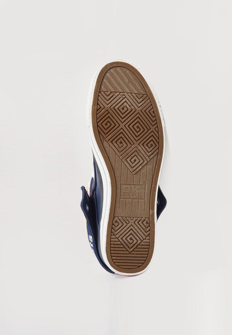 British Knights Roco - Sneakers Basse Blue WPUxR5Y