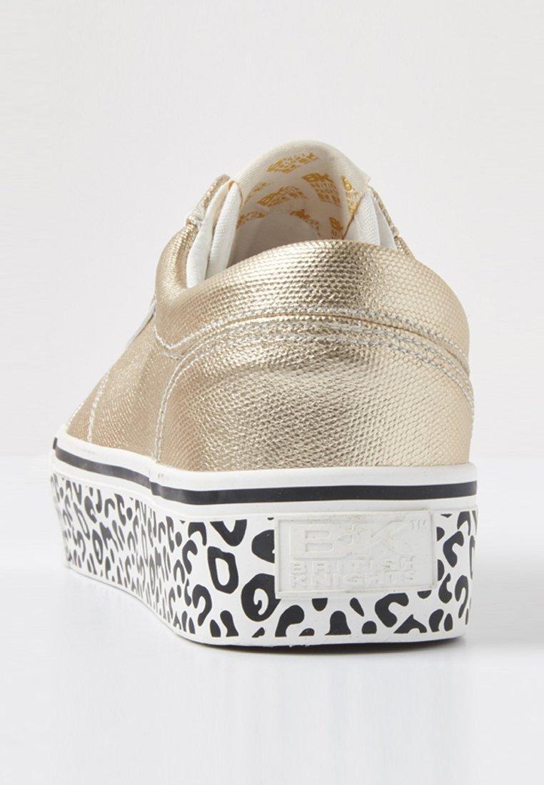 British Knights Mack - Sneakers Gold