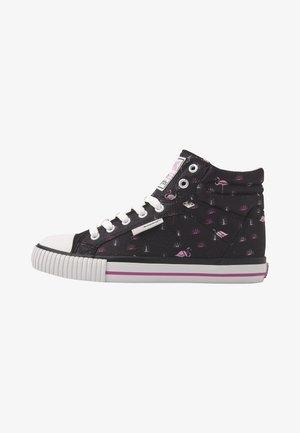 DEE - Sneakers alte - black/pink