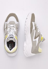British Knights - GALAXY - Tenisky - beige/yellow