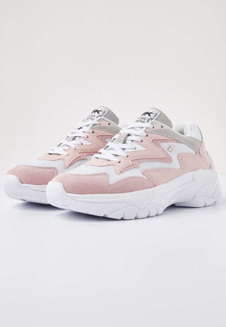 British Knights GALAXY - Sneakers - soft pink/white