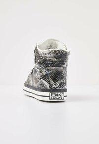 British Knights - DEE - Zapatillas altas - grey snake - 5