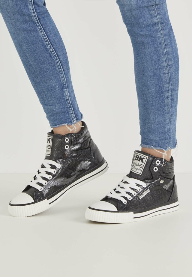 DEE - Baskets montantes - navy
