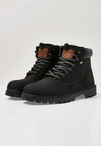 British Knights - SECCO - Bottines à lacets - black - 2