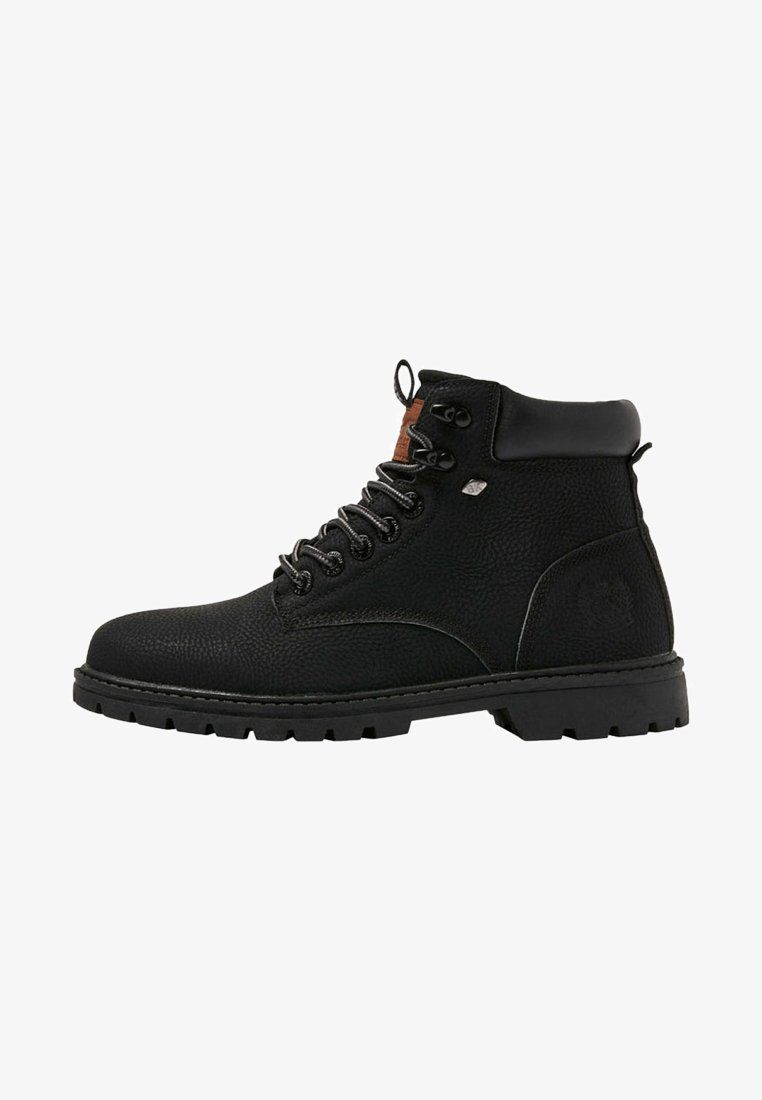 British Knights - SECCO - Bottines à lacets - black