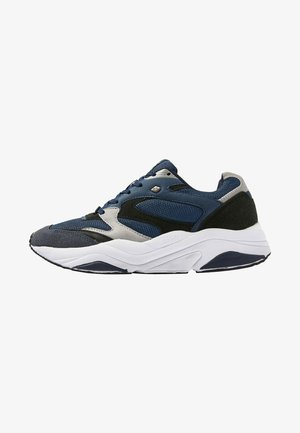 ATOM - Sneakers basse - navy/black/grey