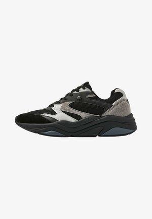 ATOM - Sneakers laag - black/grey/light grey