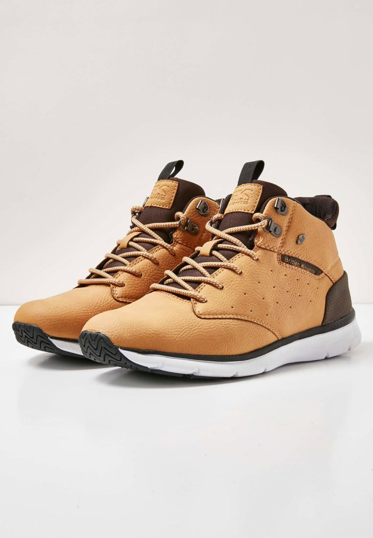 British Knights Everest - Sneaker Low Brown Black Friday