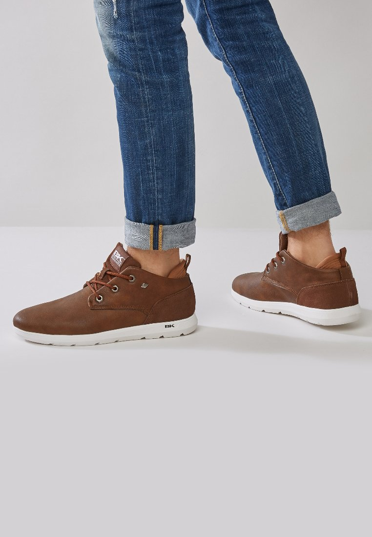 British Knights - CALIX - Chaussures à lacets - brown