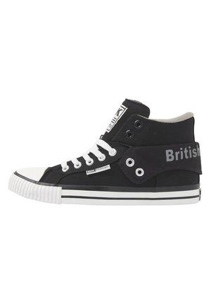 Zapatillas altas - black/grey