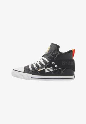 ROCO TAG - Zapatillas - black/neon orange