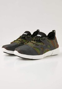 British Knights - Trainers - black/lime/orange - 2