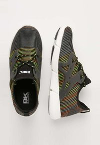 British Knights - Trainers - black/lime/orange - 1