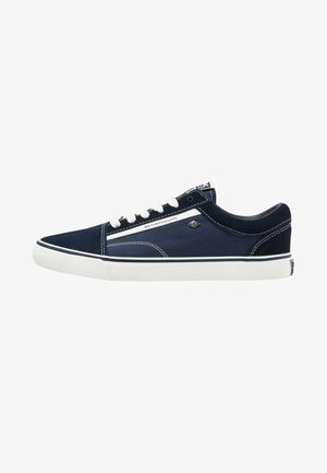 Sneakers - navy/white