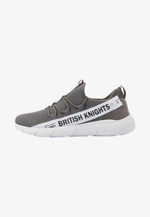 BENNET - Sneakersy niskie - dark grey