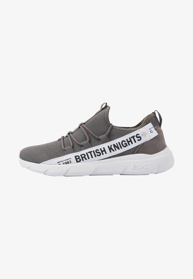 BENNET - Sneakers - dark grey