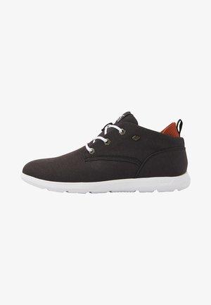 CALIX - Sneakers basse - black/cognac