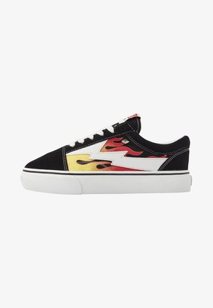 MACK LIGHTNING - Trainers - black/red