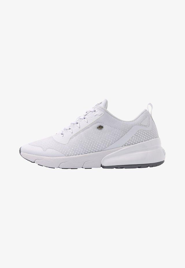VORTEX - Sneakers - white/grey
