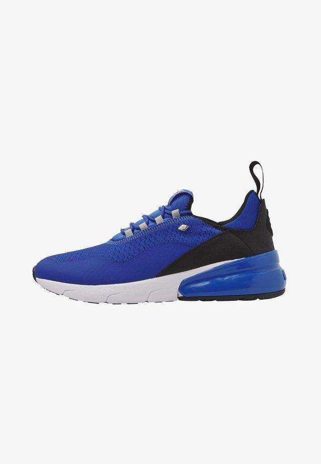 VALEN - Sneakers - blue/black