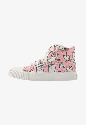 DEE - Sneakers hoog - light pink