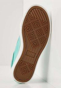 British Knights - MACK - Sneakers - mint green / white - 4
