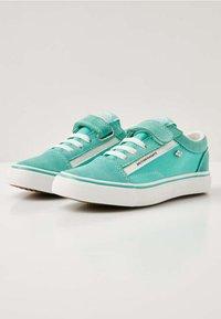 British Knights - MACK - Sneakers - mint green / white - 2