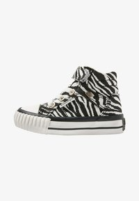British Knights - DEE - Sneakers hoog - black/white - 0
