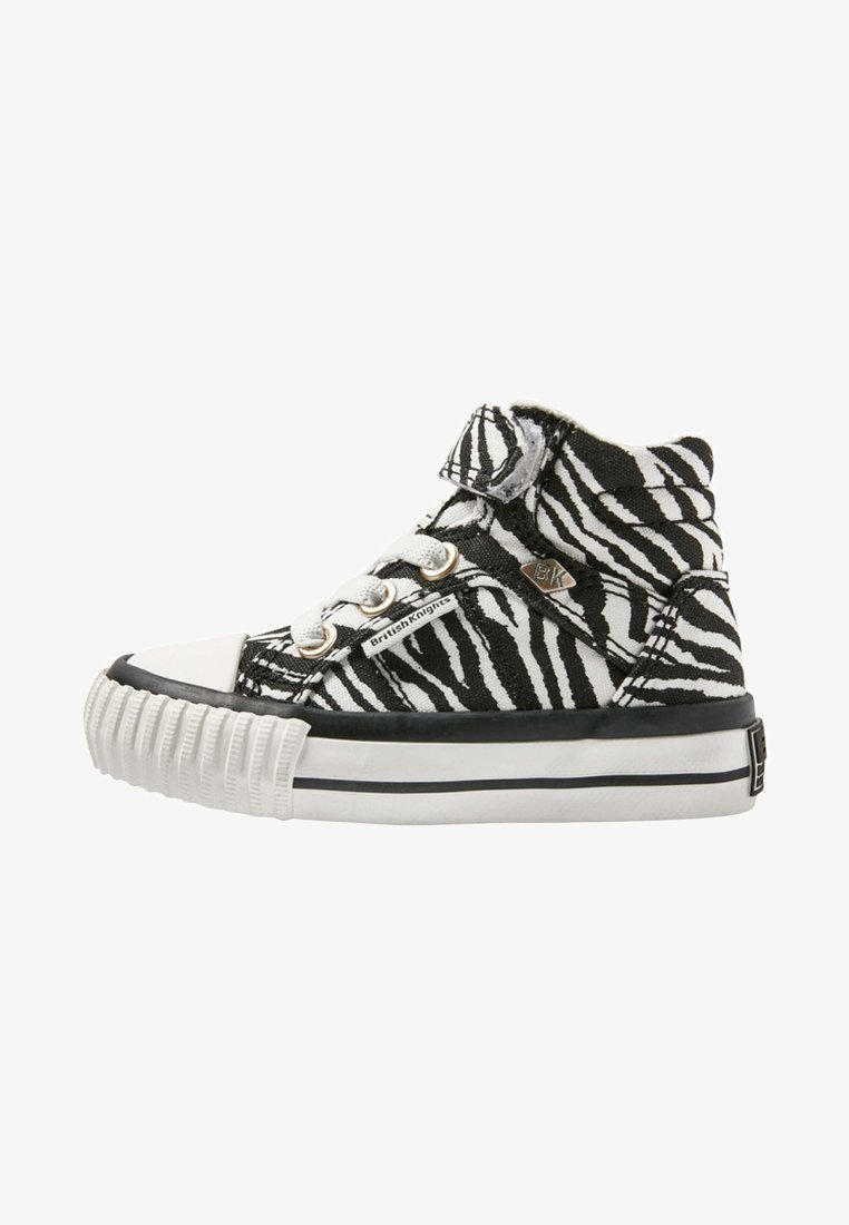 British Knights - DEE - Sneakers hoog - black/white