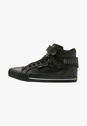 ROCO - Baskets montantes - black