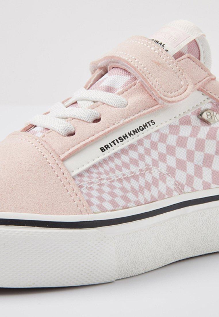 British Knights MACK - Sneakersy niskie - light pink