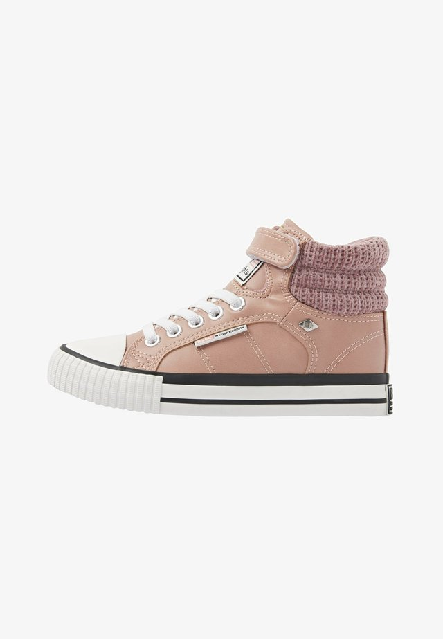 ATOLL - High-top trainers - pink