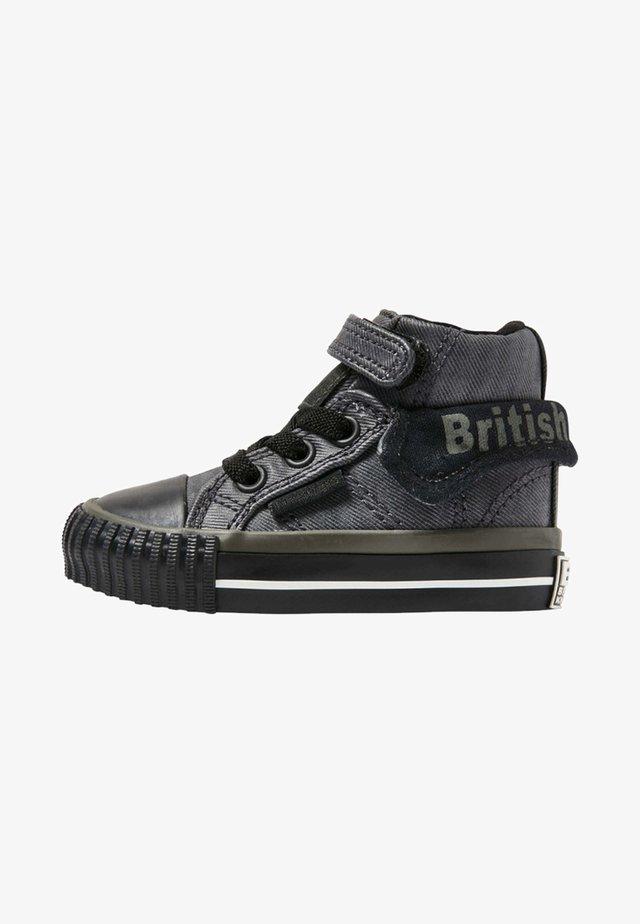 ROCO - Sneaker high -  grey