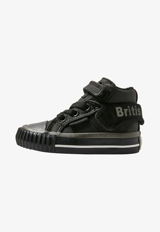 ROCO - Sneaker high - black