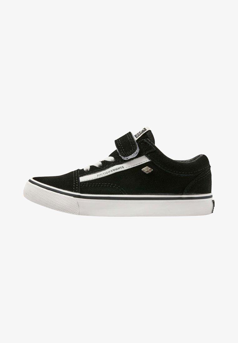 British Knights - MACK - Sneakers - black/white