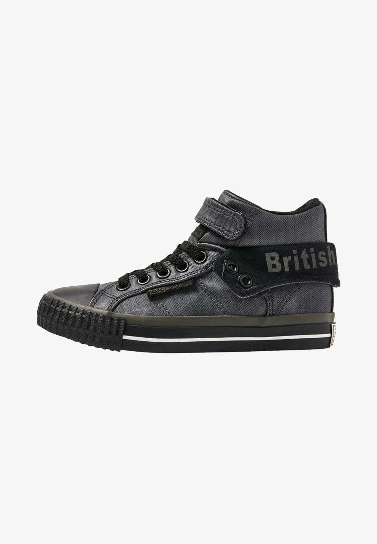 British Knights - ROCO - Korkeavartiset tennarit - dark grey