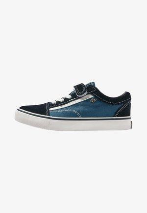 MACK - Matalavartiset tennarit - navy/blue/white