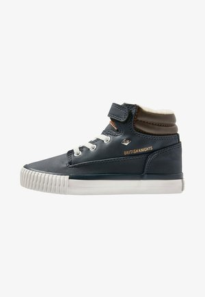 BUCK - Sneaker high - navy/grey