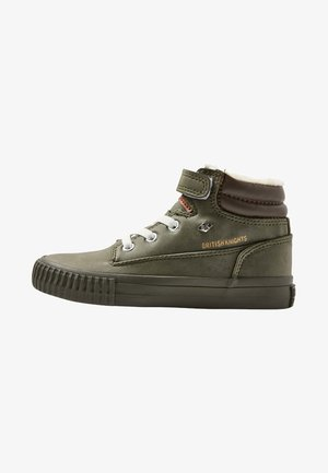 BUCK - High-top trainers - olive